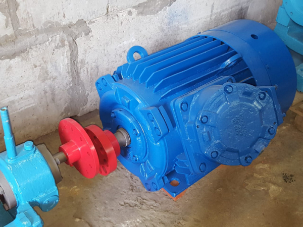 фото Электродвигатель 2В250S2У2.5 75кВт-3000 об/мин