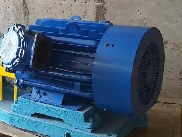 фото Электродвигатель ВАО2-280М2У2.5 160 кВт 3000 об/мин