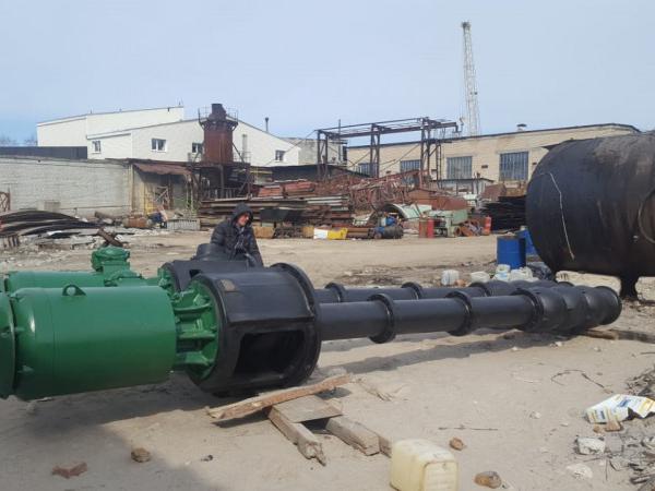 фото артезианский нефтяной насос 20НА-22х3
